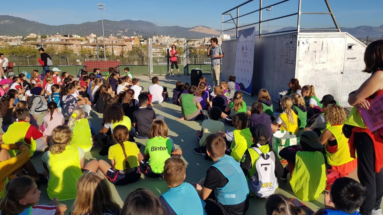 Cuarta Diada Deportiva del Liceo Francés de Palma