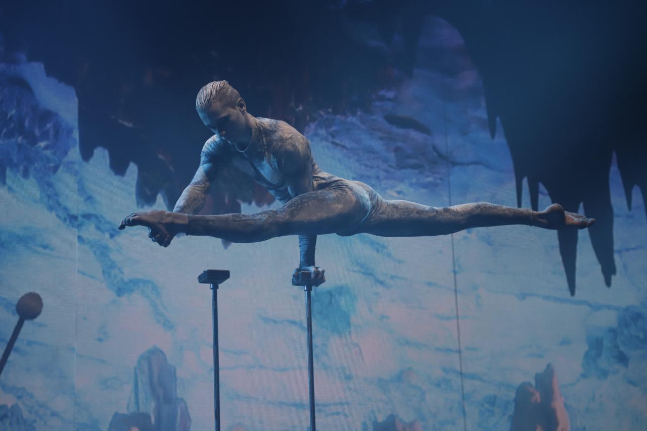 El 'Apocalipsis' se instala en Palma con El Circo de los Horrores