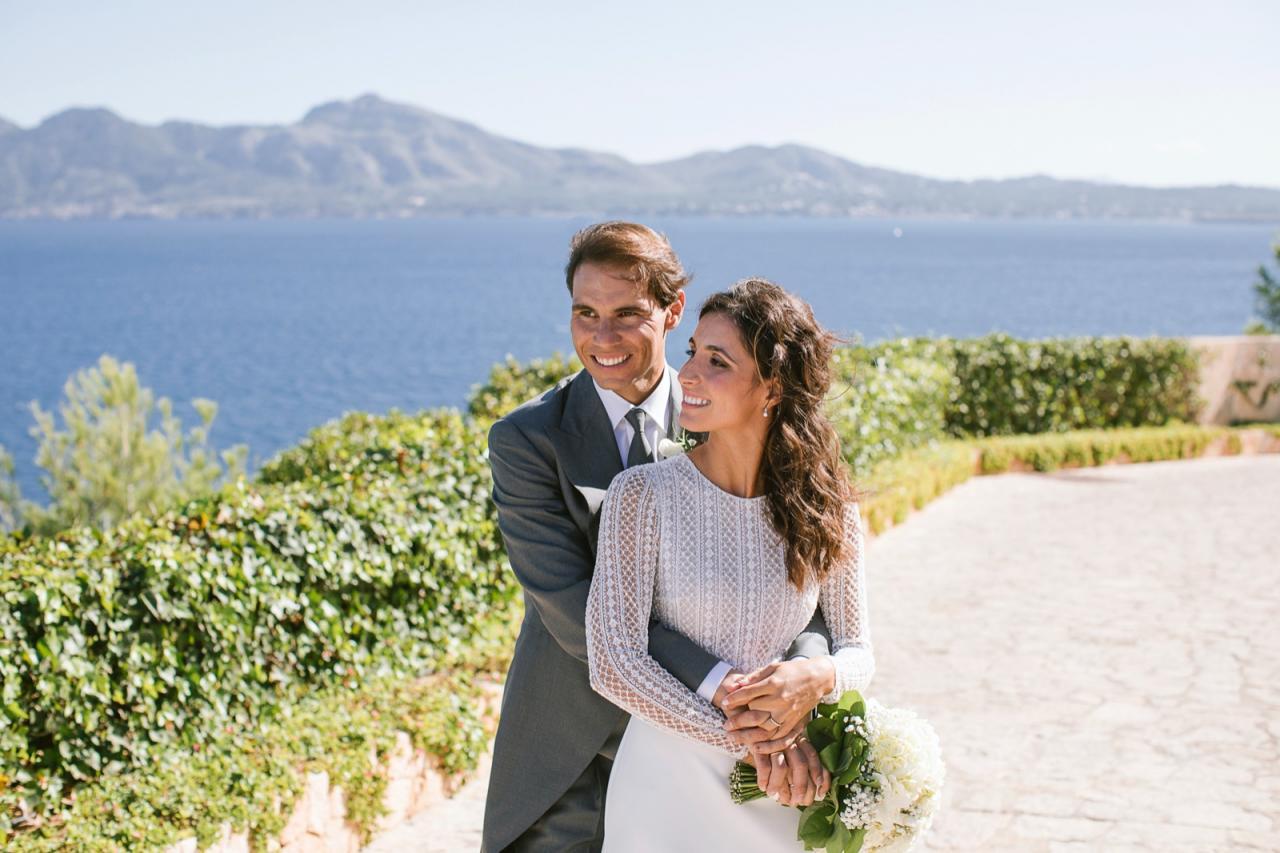 Todos los detalles de la boda de Rafa Nadal y Maria Francisca Perelló