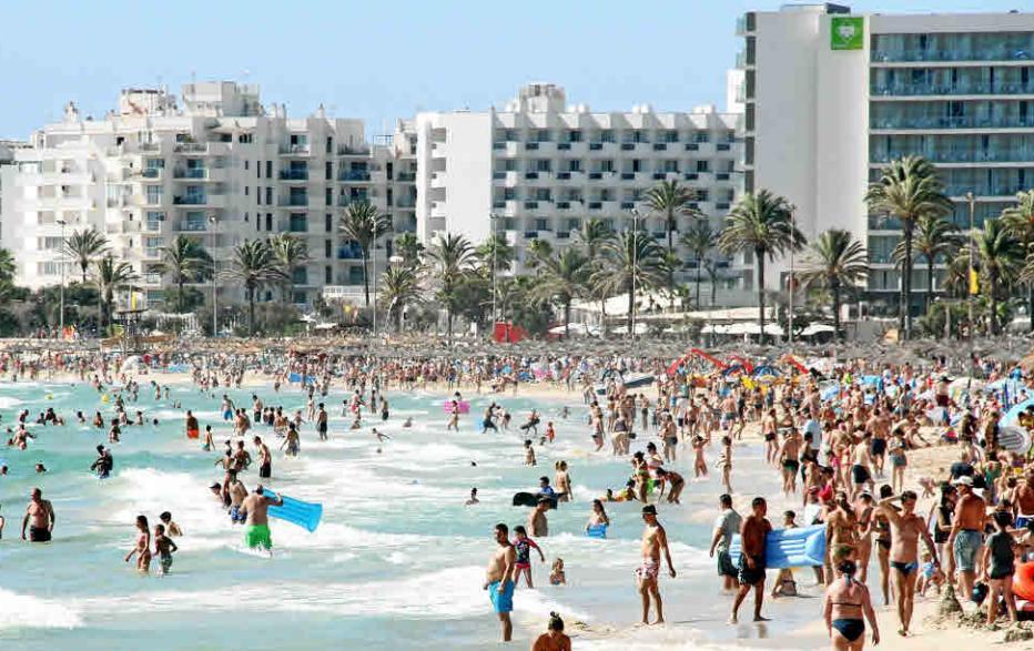 Hoteles en Baleares