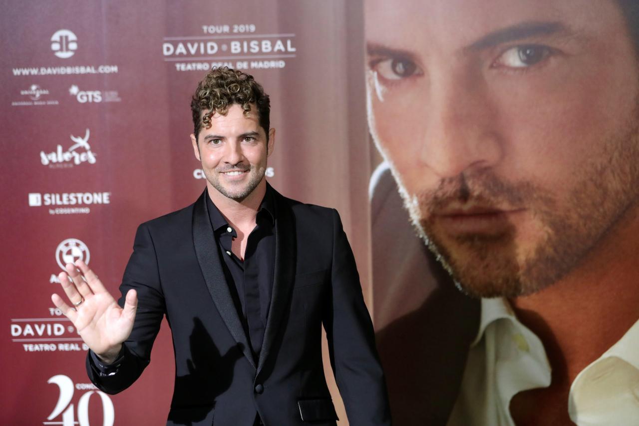 David Bisbal celebra su madurez con un gran cumpleaños en el Teatro Real