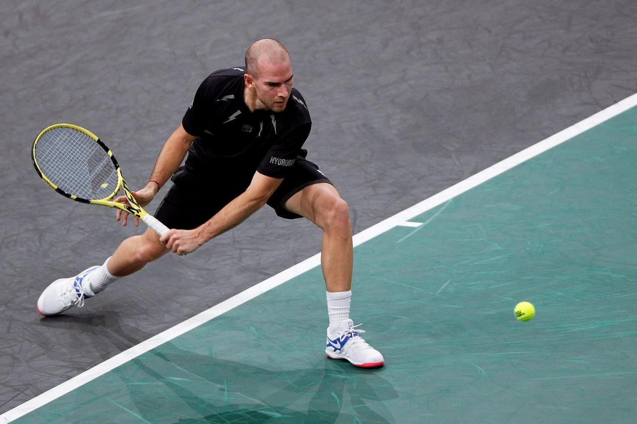 Paris Masters 2019 tennis tournament