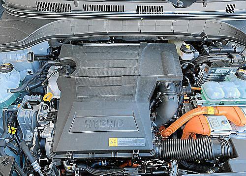 Nuevo Hyundai Kona Híbrido