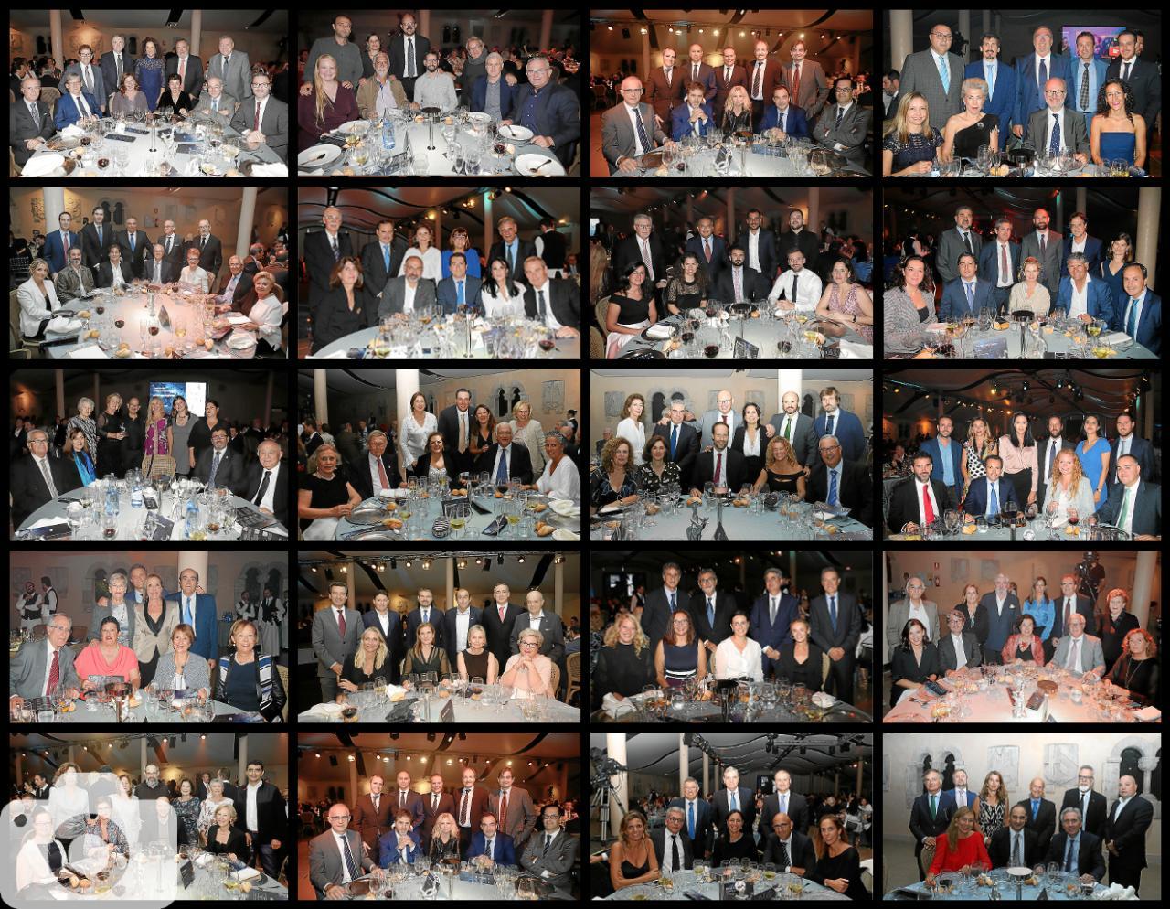 Galería de fotos de los invitados de la Gran gala de los Siurells de Plata 2019