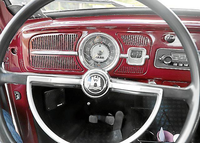 Volkswagen 1.300 de 1956