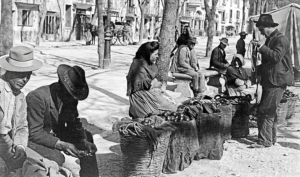 Bme, Reus - Mercado en la plaza del Mercat.jpg