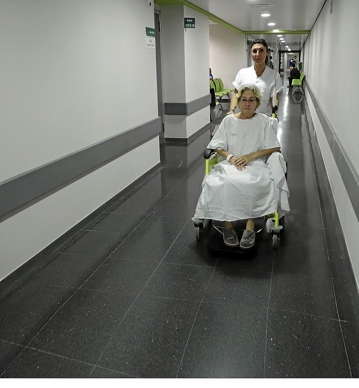El eslabón imprescindible en el engranaje hospitalario