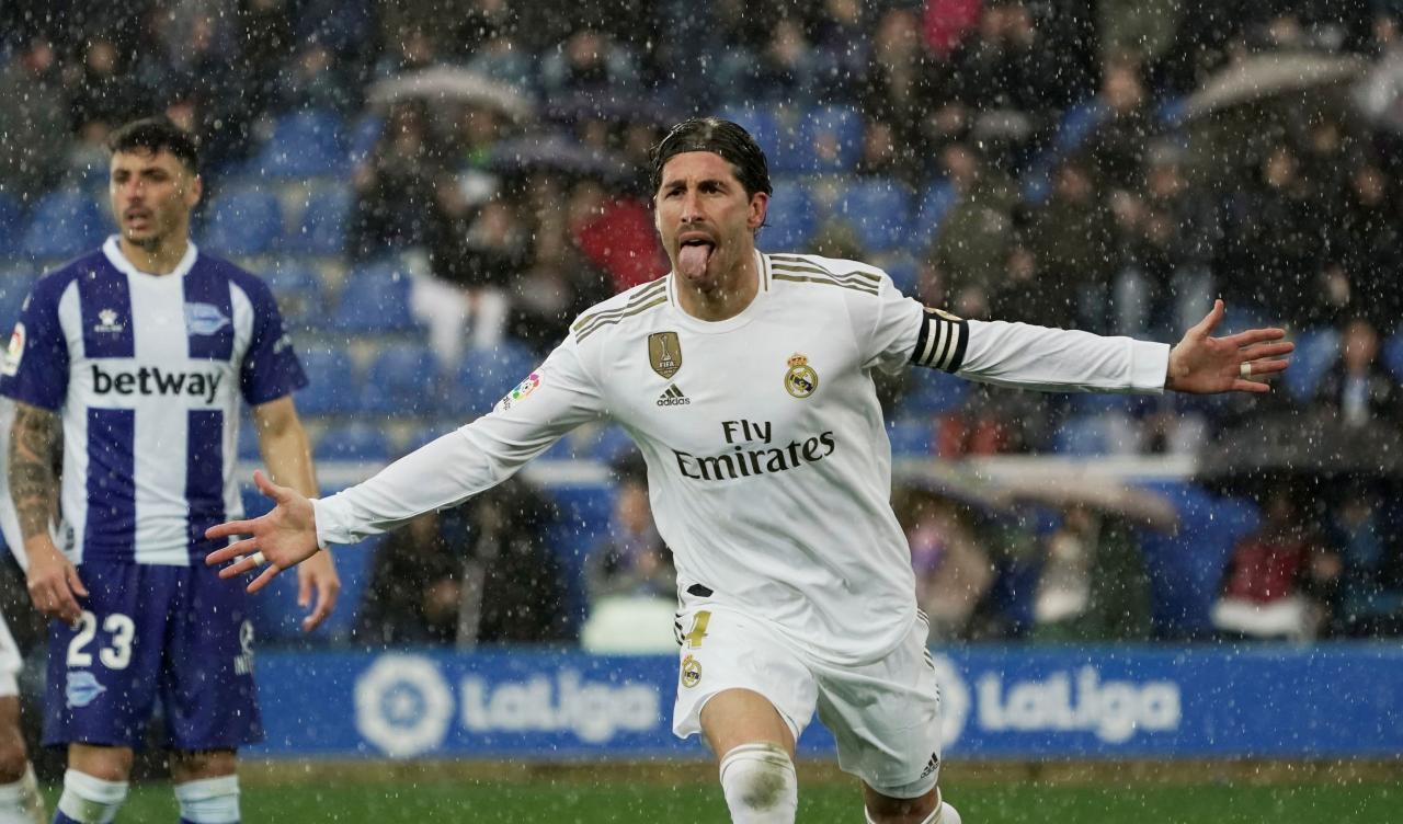 Alaves Real Madrid