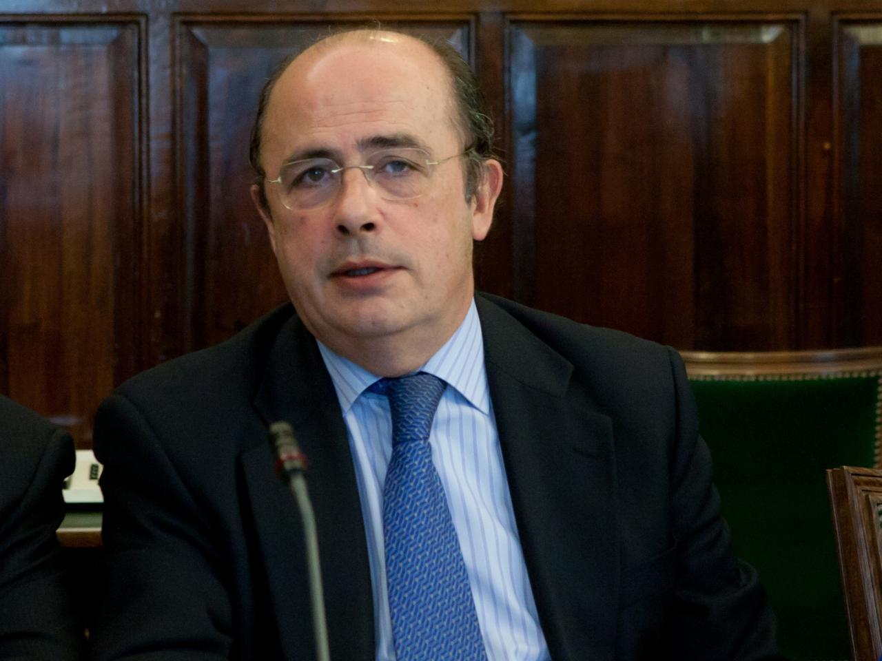 Ignacio Gil Lázaro, vicepresidente cuarto del Congreso y vicepresidente de Vox