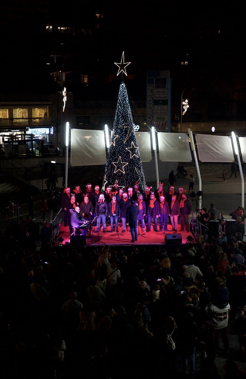 Centro comercial Porto Pi - Mallorca Gay Men's Chorus