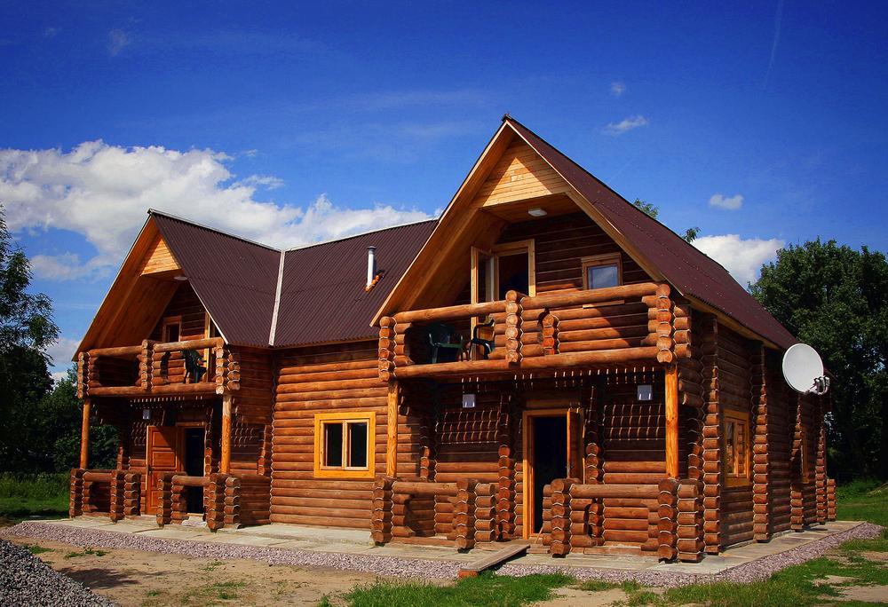 Pineca.es - Casas de madera prefabricadas