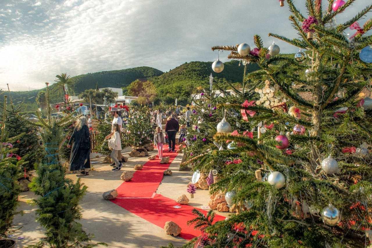 El Mercadillo Navideño de Casa Maca recibirá este fin de semana al Papá Noel más solidario