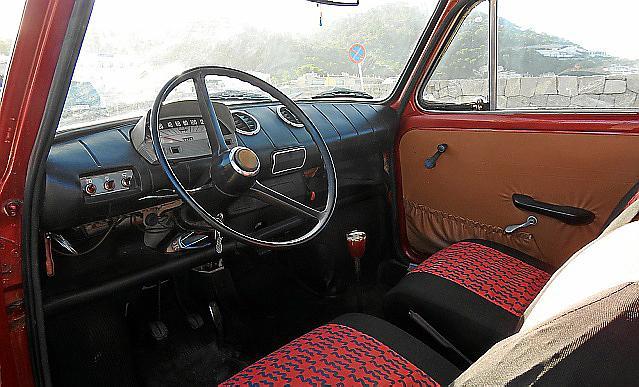 Un Seat 850 de 1968, la ilusión de toda una vida