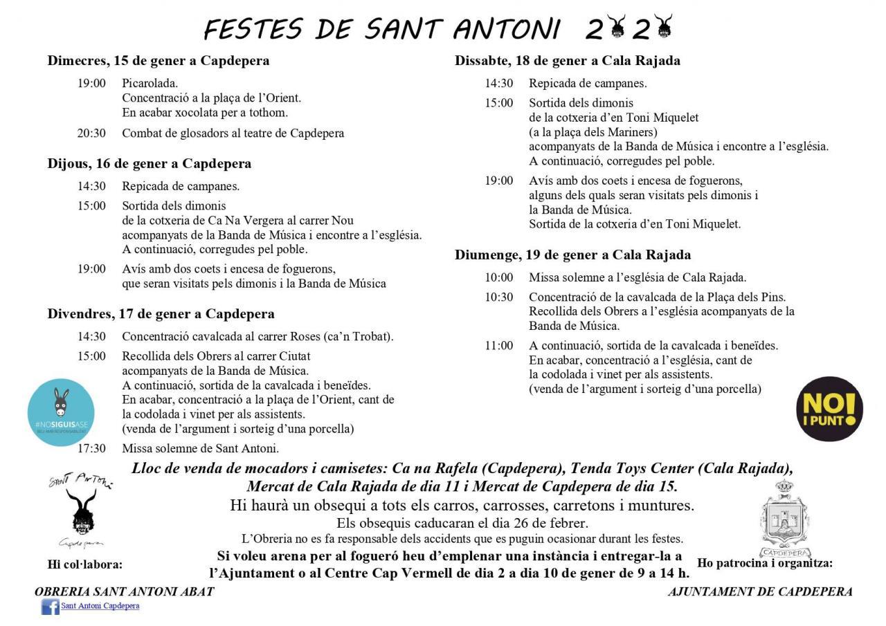 Sant Antoni en Capdera