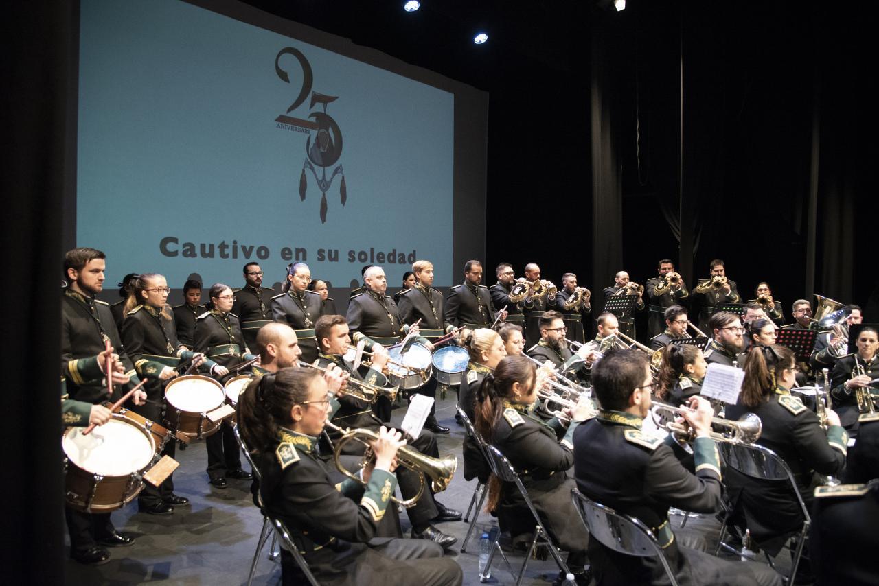 La Agrupació Musical Nostra Senyora de la Esperança i de a Pau