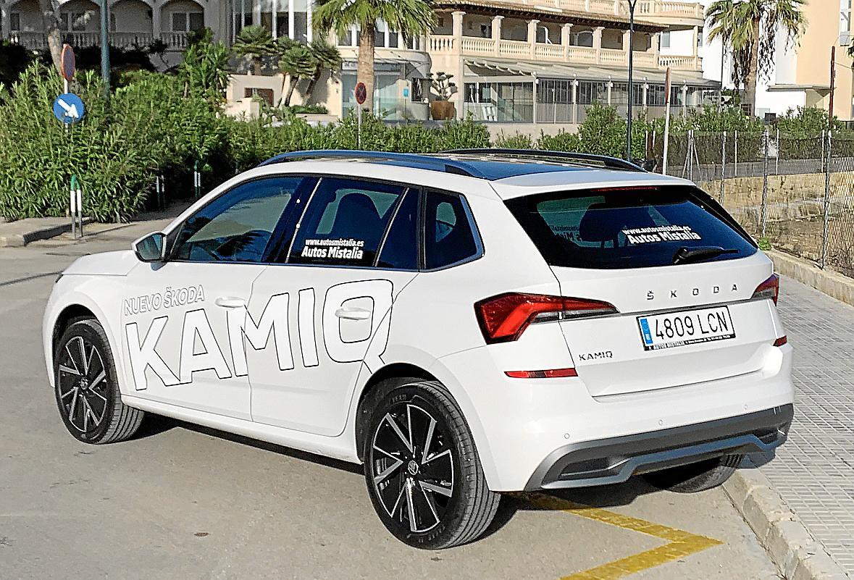 El nuevo Skoda Kamiq, un SUV equilibrado en aspectos fundamentales
