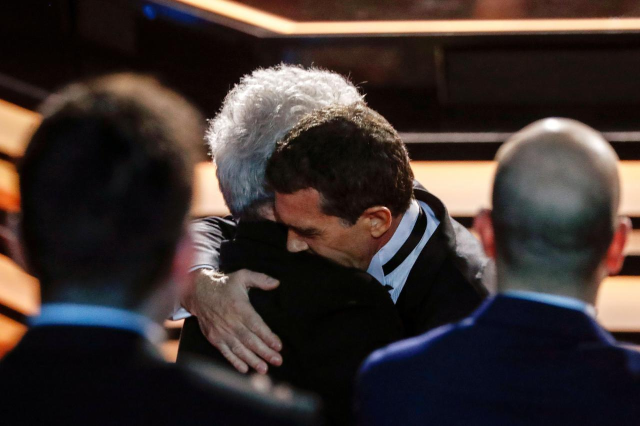 Spanish Film Academy's Goya Awards ceremony in Malaga