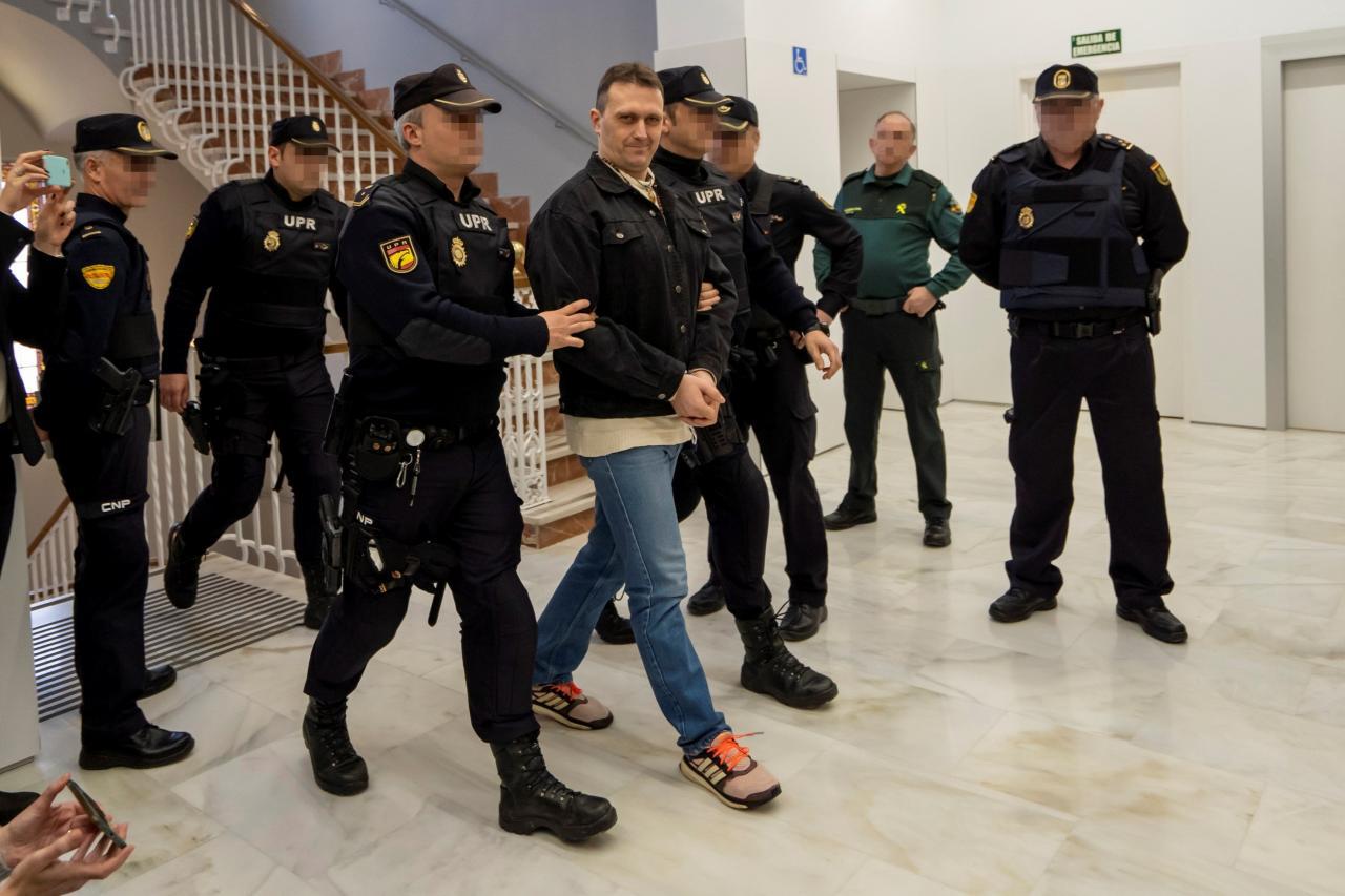 Juicio contra Norbert Feher en Teruel