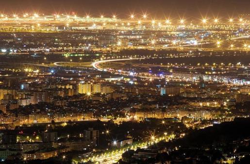 En Barcelona la población con más poder adquisitivo tiende a vivir donde hay más tráfico y contaminación del aire.