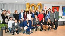 Toni Vila celebra 100 años
