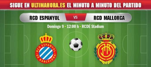 El Real Mallorca busca su primera victoria a domicilio ante un rival que todavía no ha ganado en su estadio.