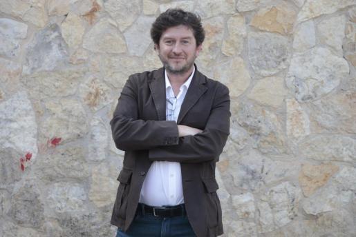 Alberto Jarabo, regidor de Participació Ciutadana del Ajuntament de Palma.