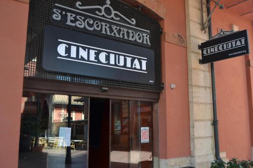 PALMA CINE. El nuevo CineCiutat estrena imagen corporativa en S'Escorxador.