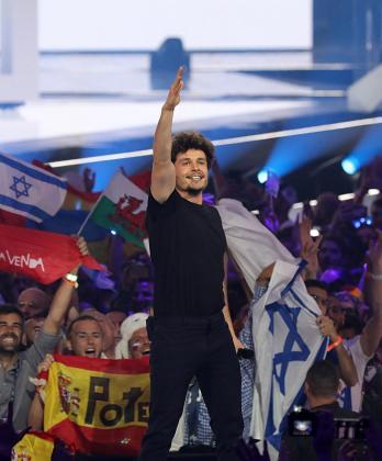 Imagen del festival de Eurovisión celebrado en 2019.