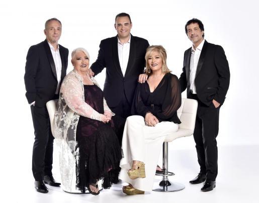 El grupo Mocedades presentarán en Trui Teatre su trabajo 'Por amor a México'.