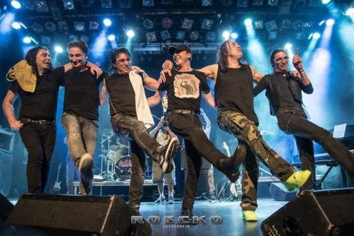 Rock & Rios, la banda tributo a Miguel Ríos, en La Movida.
