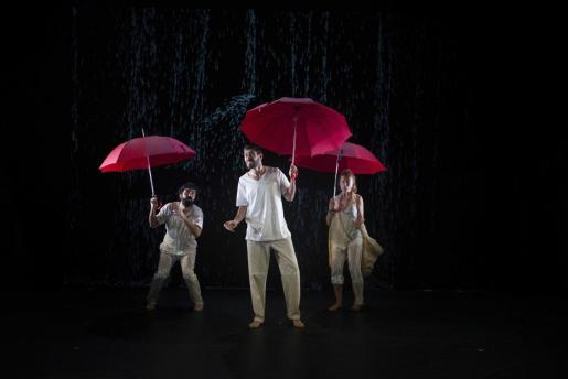 El Auditòrium sa Màniga acoge el espectáculo 'Blowing' con Múcab Dans y Toni Mira (Barcelona).