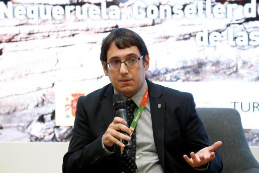 El conseller de Modelo Económico, Turismo y Trabajo de Baleares, Iago Negueruela.