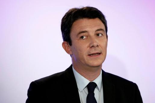 Benjamin Griveaux ha tenido que renunciar a sus aspiraciones políticas.