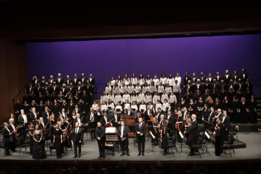 La Orquestra Simfònica de Baleares es premiada por su difusión del patrimonio musical del archipiélago.