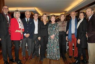 Cena solidaria del Rotary Club Palma Ramon Llul