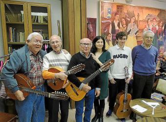 Gala en el centro Aragonés