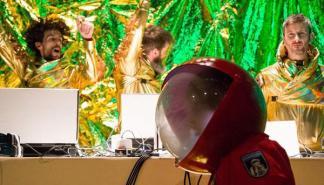 'Hemos venido a darlo todo', una propuesta multidisciplinar en el Teatre Principal