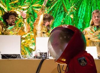 Teatro en Mallorca: Hemos venido a darlo todo en el Teatre Principal