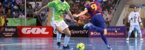 El Barça salva un punto ante el Palma Futsal