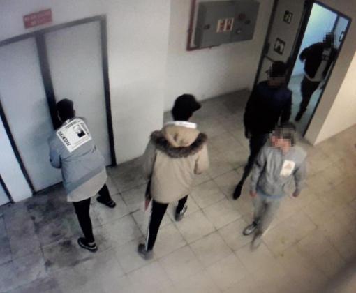 Decenas de jóvenes acceden a la Intermodal para practicar sexo o pelearse.