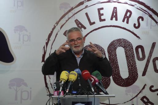 Jaume Font ha dimitido como presidente del PI.