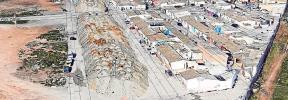 Cort ahorra 40.000 euros en luz desde que inició los derribos en Son Banya