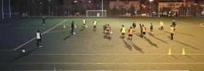 Sanción por amenazar e insultar a un periodista durante un partido de la Liga Nacional Juvenil