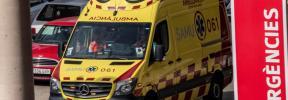 Un hombre, herido grave tras caer de un tejado en Alcúdia