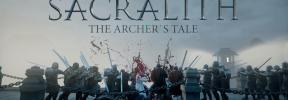 SACRALITH The Archer's Tale