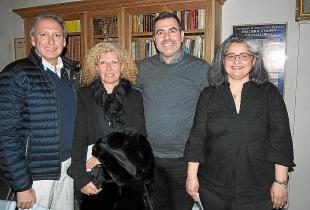 Concierto de Francisco Fullana en Valldemossa