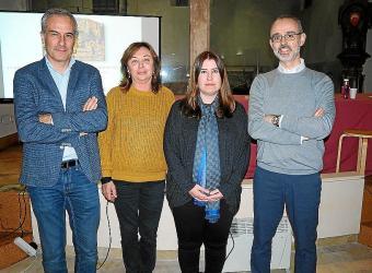 Presentan 'Fusters i imaginaires a la Mallorca Medieval'