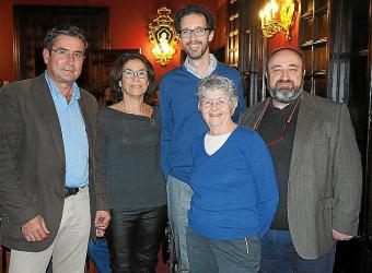 Antoni Pons presenta la 'Consueta Antiga d'Aniversaris y la Seu'