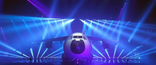 Fotografía de archivo del 1/12/2016 del avión de transporte militar A400M.