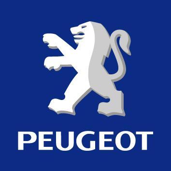 Logotipo de Peugeot.